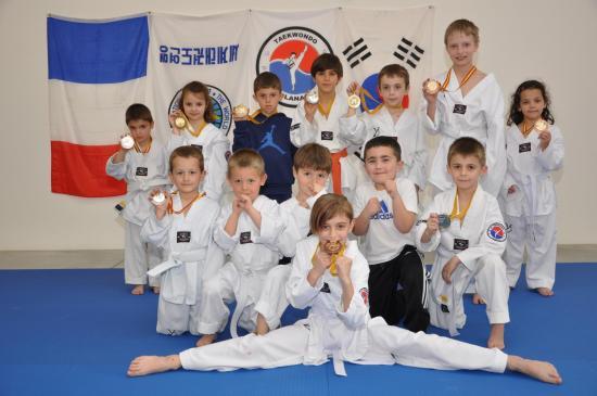 competitions du 16/03 à AIX en Provence
